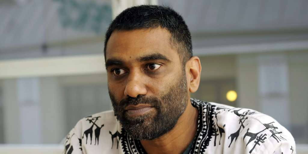 Kumi Naidoo      AFP PHOTO / LEHTIKUVA / Milla Takala *** FINLAND OUT ***        (Photo credit should read MILLA TAKALA/AFP/Getty Images)