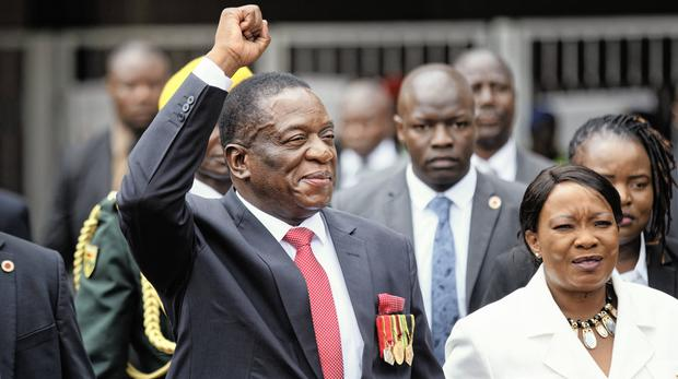 Emmerson-Mnangagwa has been working towards economic reforms in Zimbabwe