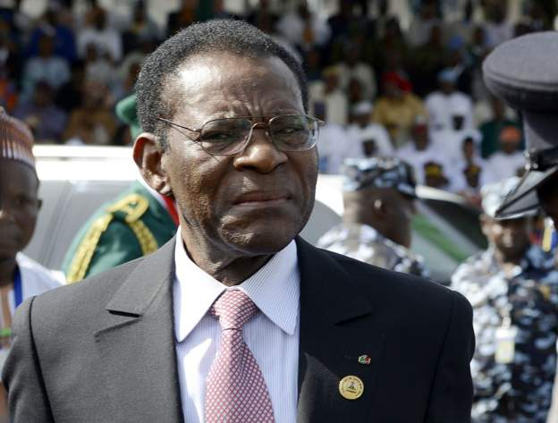 Equatorial Guinea's Teodoro Obiang Nguema is Africa's longest-serving ruler