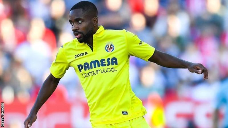 DR Congo's Cedric Bakambu has scored 14 goals for Villarreal in all competitions so far this season