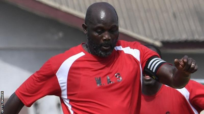 Football legend George Weah will be inaugurated as Liberia's new President on Monday in Monrovia