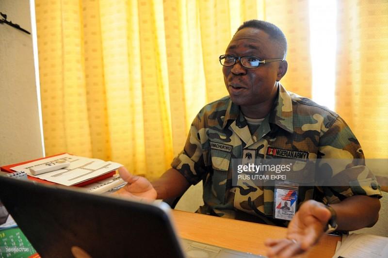 Colonel Onyema Nwachukwu