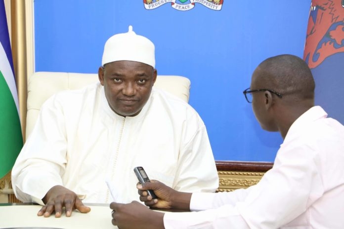 President Barrow: Civil Servants Must Be Patient On Salary Increment