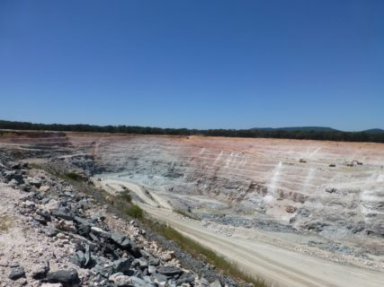 Kagem is the worlds single largest emerald mine in Lufwanyama Zambia