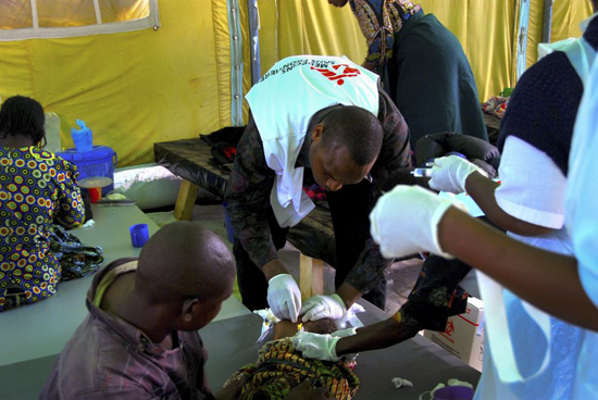 Southern Africa Grapples to Fight Cholera Outbreak