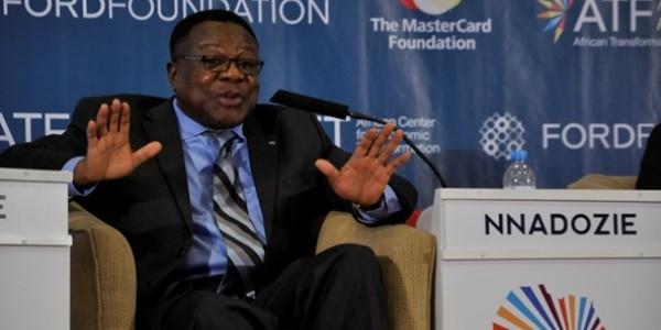 Professor Emmanuel Nnadozie
