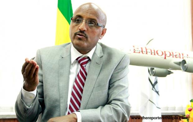 Mr. Tewolde Gebremariam, Group CEO of Ethiopian Airlines
