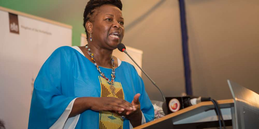 Greenpeace Africa's Executive Director Wins a Prestigious Human Rights Award
