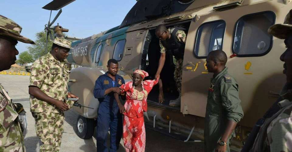 Chibok: Nigerian Army Is Keeping Hope Alive