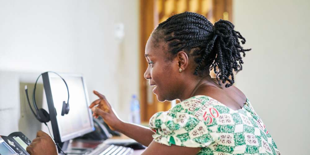 Novartis Foundation and Ghana Health Service announce successful integration and scale-up of telemedicine program