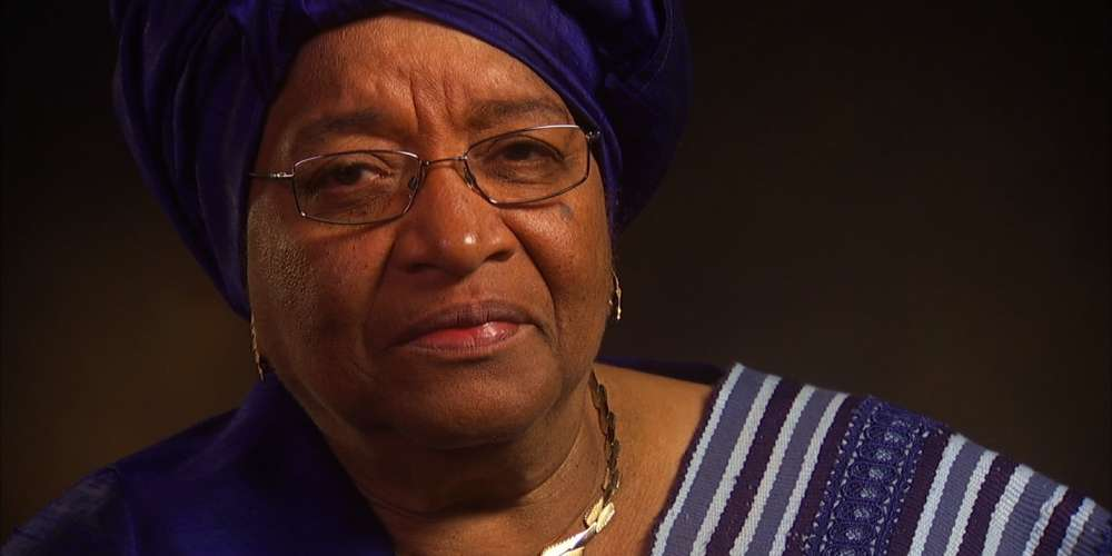 Ellen Johnson Sirleaf booted out
