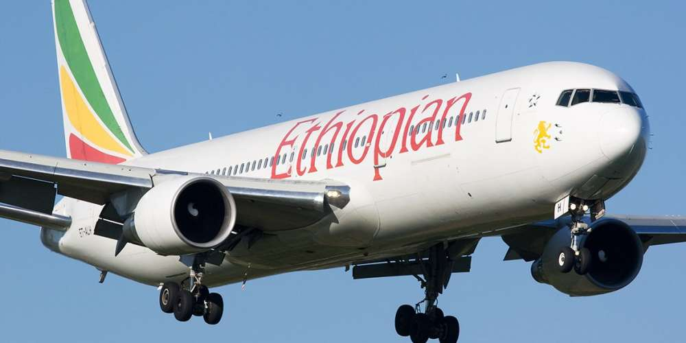 Ethiopian airlines to start flights to Kisangani and Mbuji Mayi in the DRC