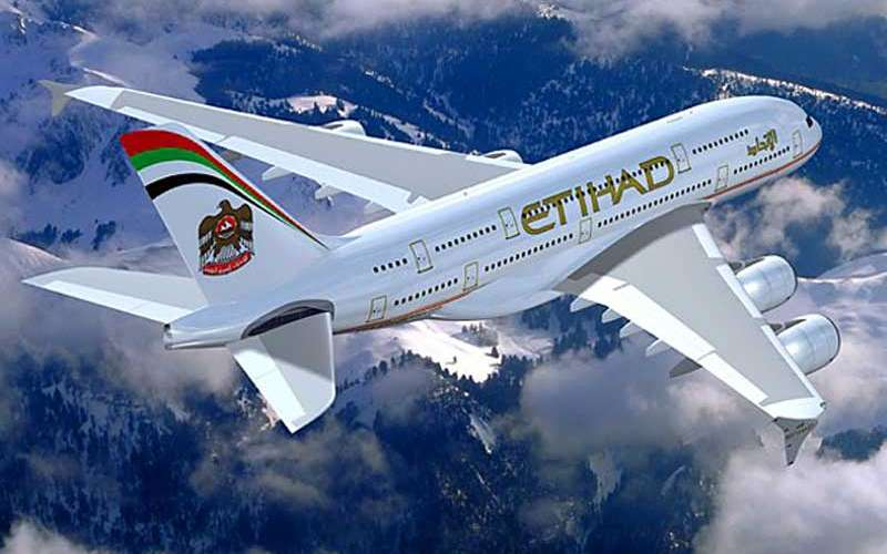 ETIHAD AIRWAYS EXPANDS SERVICES TO NIGERIA