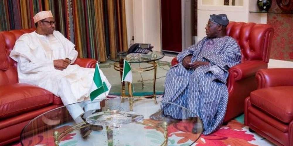 Obasanjo says Buhari should drop his 2019 Presidential ambitions
