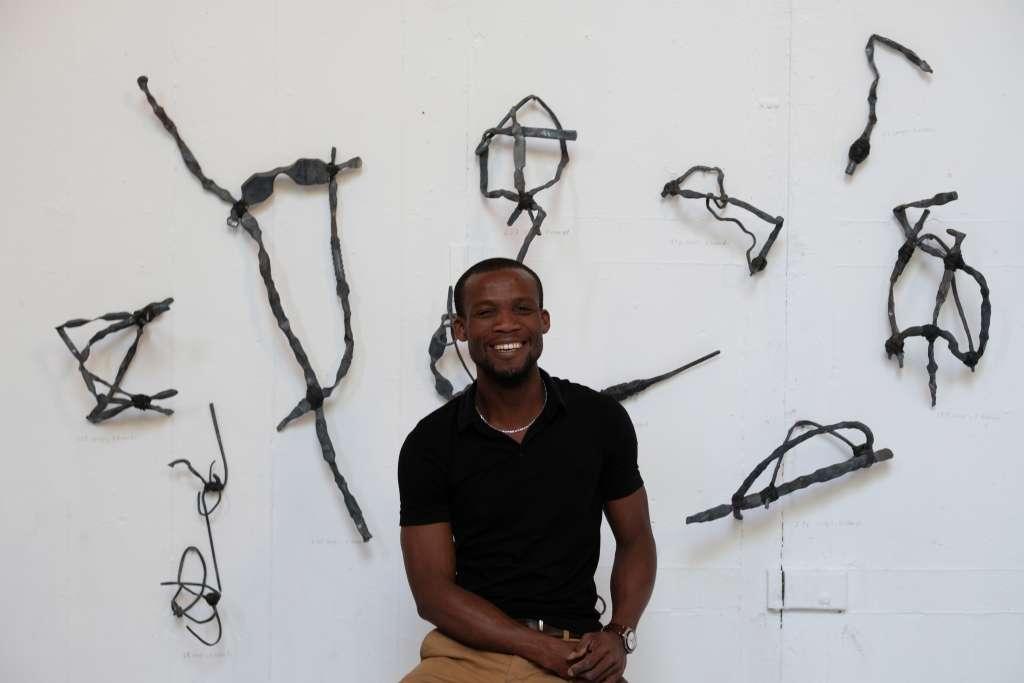 Makouvia Kokou Ferdinand (Togo) - Photo by Peter Houston