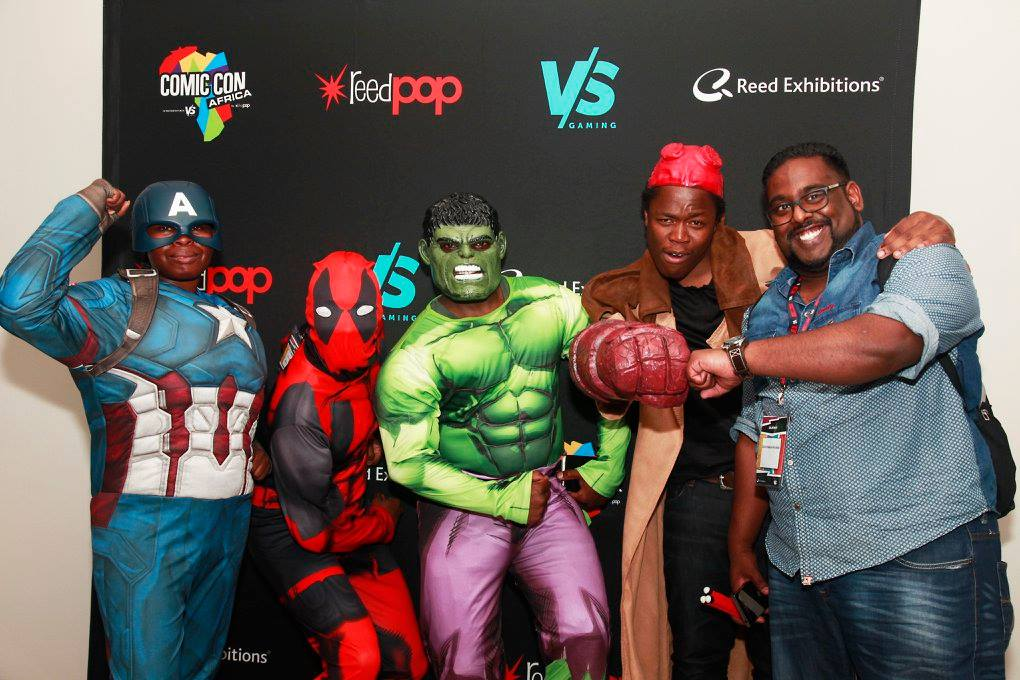 Comic Con Comes To Africa Pan African Visions