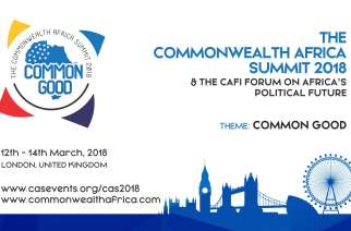 John Mahama, Saraki, Yeda, Alakija, Amina J Mohammed to discuss unlocking Africa's economic potential at Commonwealth Africa Summit 2018