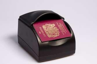 Gemalto high speed passport readers for Cairo International Airport