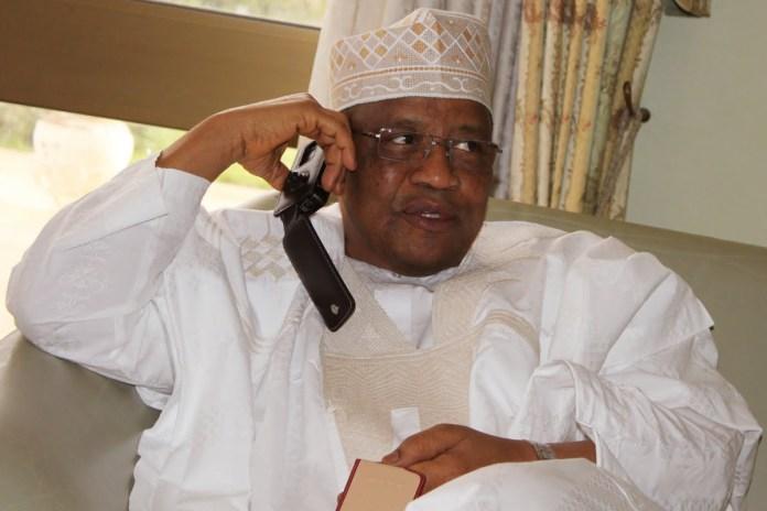 Former military President, General Ibrahim Badamasi Babangida