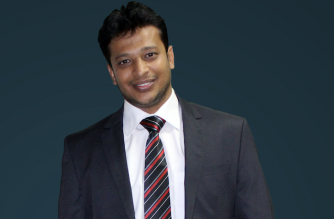 Kushal Nahata, Co-Founder and CEO, responsible for driving the vision, strategy and growth at FarEye