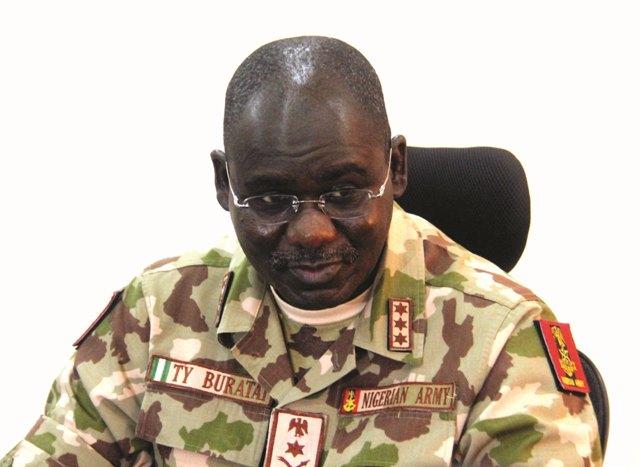 Lieutenant General Tukur Yusufu Buratai