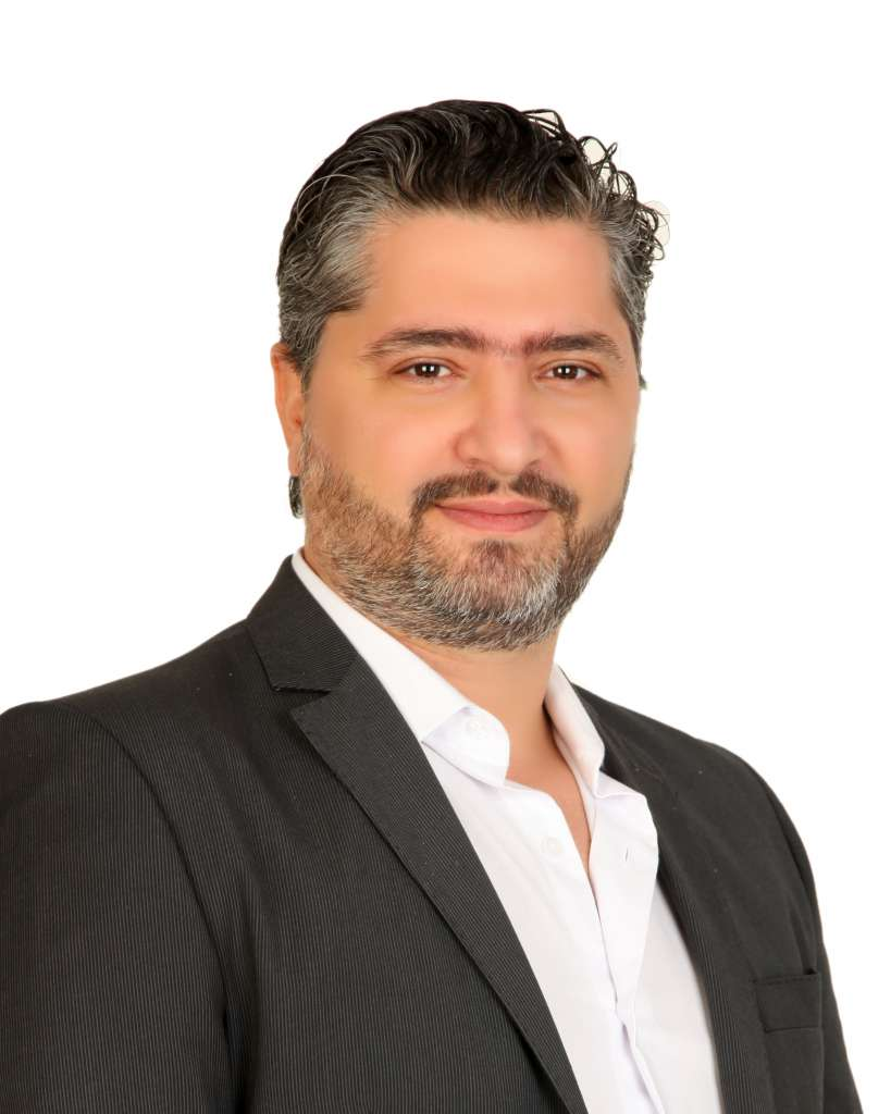 Mohamad Eit, Regional Manager for Identity Management System in Middle East for Gemalto