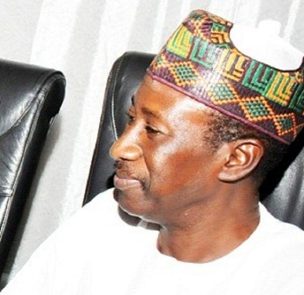National Security Adviser (NSA), Maj.-Gen. Babagana Monguno (rtd)