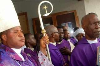 Bishop Peter Ebere Okpaleke