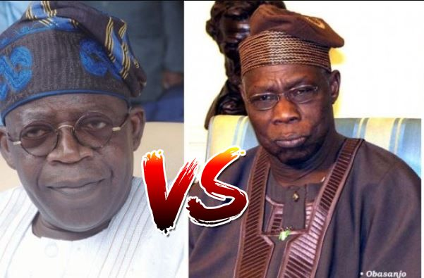 "Obasanjo's letter ""a political game"" Tinubu insist"