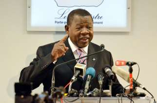 Lambert Mende Omalanga ,Information Minister for the D,R.Congo says the long awaited elections in his country will take place on December 23,2018.