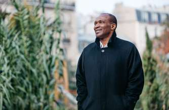 Michel Thierry Atangana spent 17 years in jail in Cameroon based on false accusations.