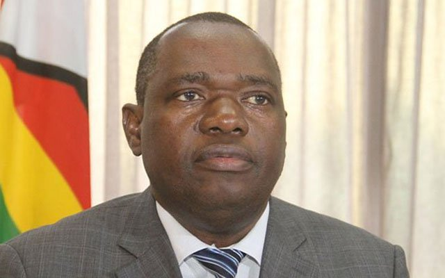Zimbabwe's Foreign Affairs and International Trade Minister, Dr Sibusiso Moyo