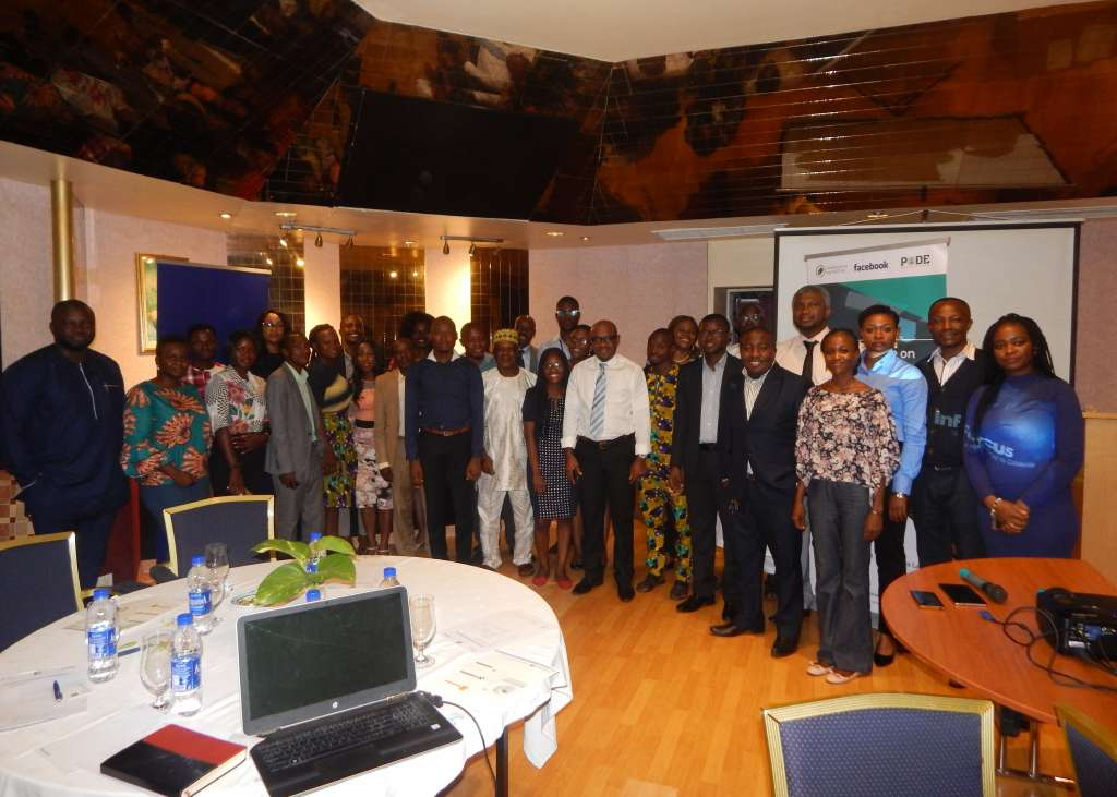 Participants at the Roundtable