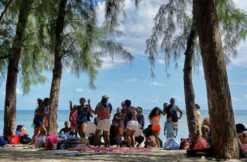 Mauritius. Credit: Miwok.
