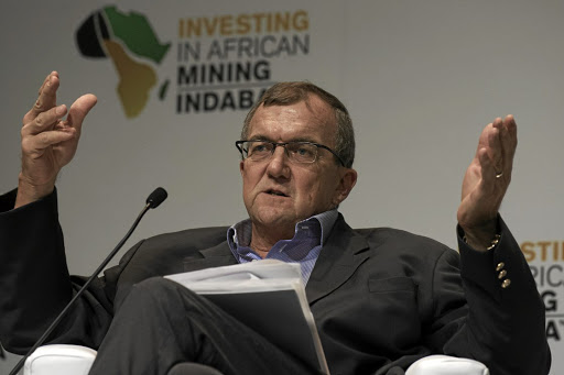 Mark Bristow; CEO Randgold Resources