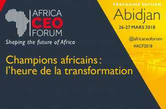 The AFRICA CEO FORUM sets out its program for transforming the African private sector