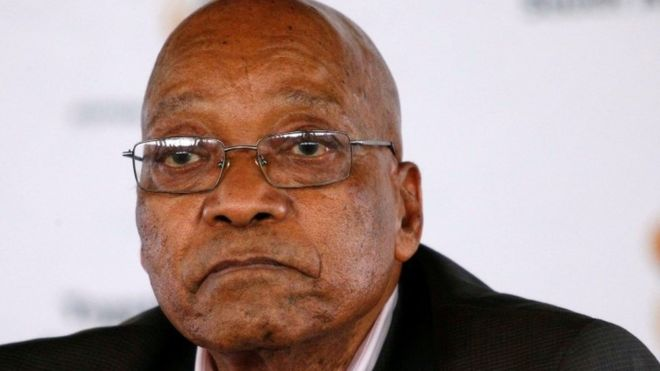 End of the road for Zuma?