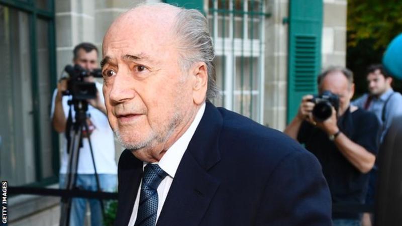 Former Fifa president Sepp Blatter says his 'heart still beats for Africa'