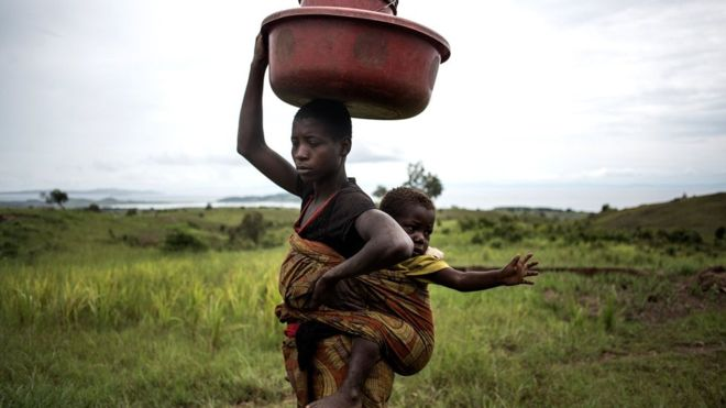 The UN says more than 13 million people in DR Congo need humanitarian aid