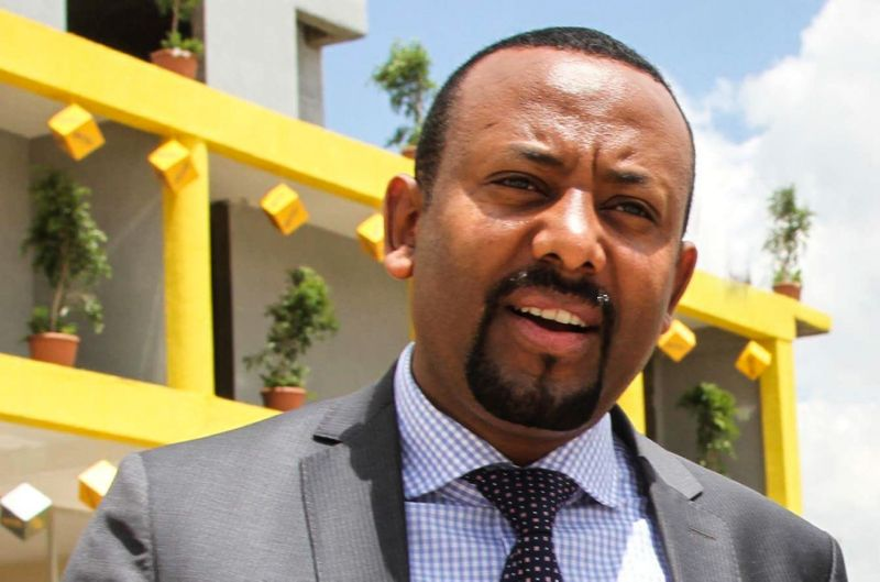 Abiy Ahmed, a 42-year-old former minister of science and techology, is set to take the reins as Ethiopia's new prime minister Abiy Ahmed, a 42-year-old former minister of science and techology, is set to take the reins as Ethiopia's new prime minister (AFP Photo/Samuel Gebru)