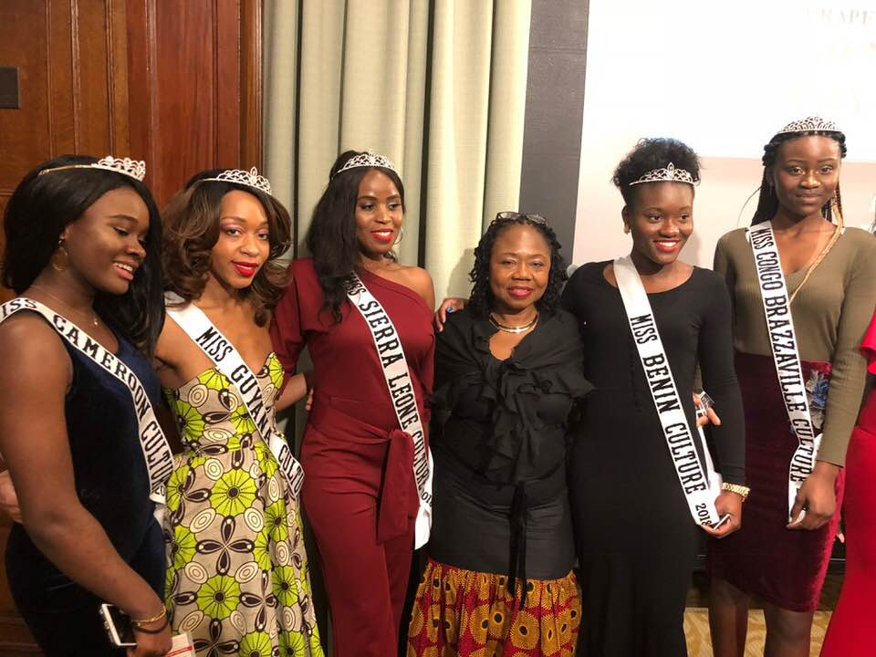 The women from Miss Culture USA 2018 answered present at the event