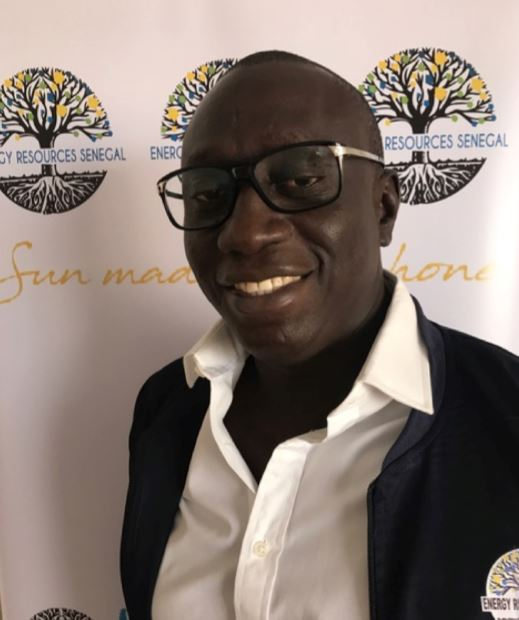 Moustapha Sene, CEO of Energy Resources Senegal