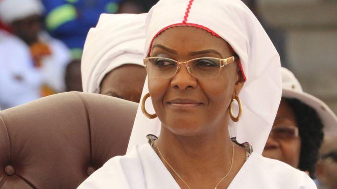 Grace Mugabe developed the farm while her husband was president