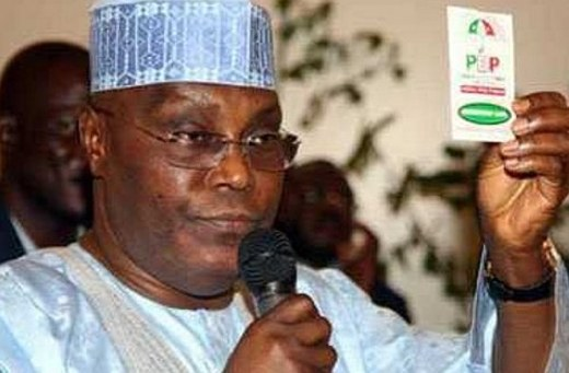 Former Vice President Atiku Abubakar is back in the PDP after a frustrating stint with the APC