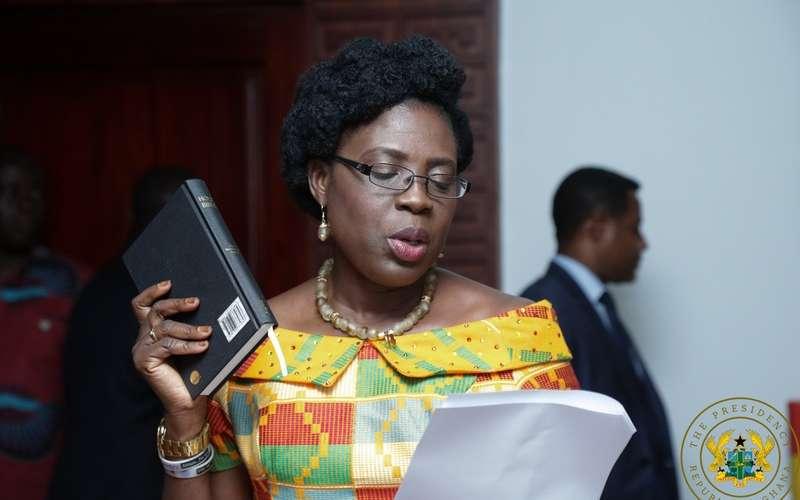 Amma Adomaa Twum-Amoah Ambassador to Ethiopia