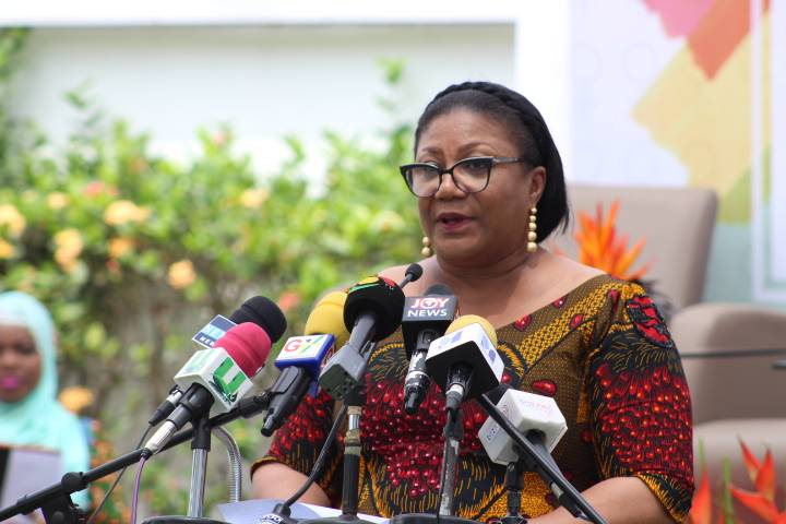First Lady of the Republic of Ghana, Rebecca Akufo-Addo