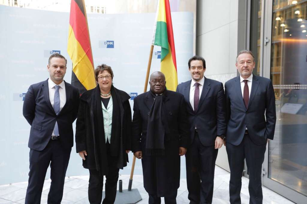 President Nana Addo Dankwa Akufo-Addo will attend the Forum, together with Ms. Brigitte Zypries, the German Federal Minister for Economic Affairs and Energy with delegates at the Forum