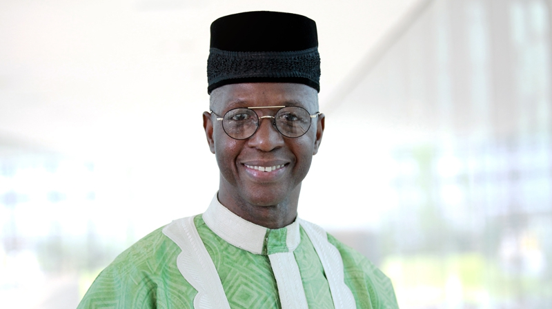 Regional Director for West and Central Africa and Senior Adviser to the Executive Director of the Joint United Nations Programme on HIV/AIDS (UNAIDS), Dr. Djibril Diallo,
