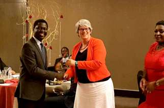 Zambart's Professor Helen Ayles been  honored for contribution and leadership to end HIV and TB in Zambia