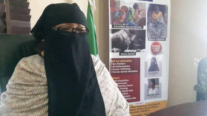Haram Aisha Wakil